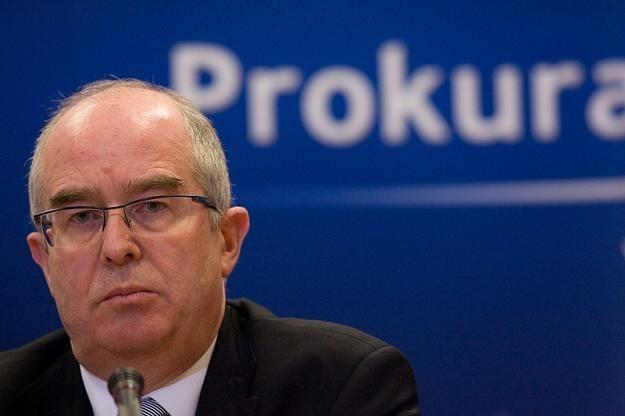Prokurator Generalny Andrzej Seremet, fot. M. Dyjuk /Reporter