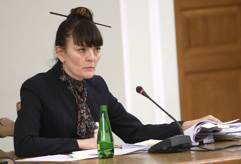 Prokurator Katarzyna Brzezińska /Jacek Turczyk /PAP