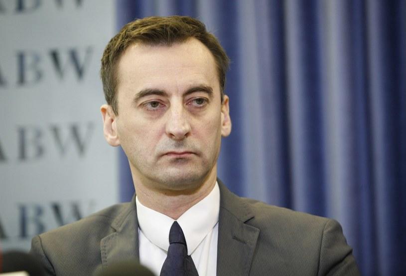 Prokurator Mariusz Krasoń /Artur Hojny/Agencja SE /East News