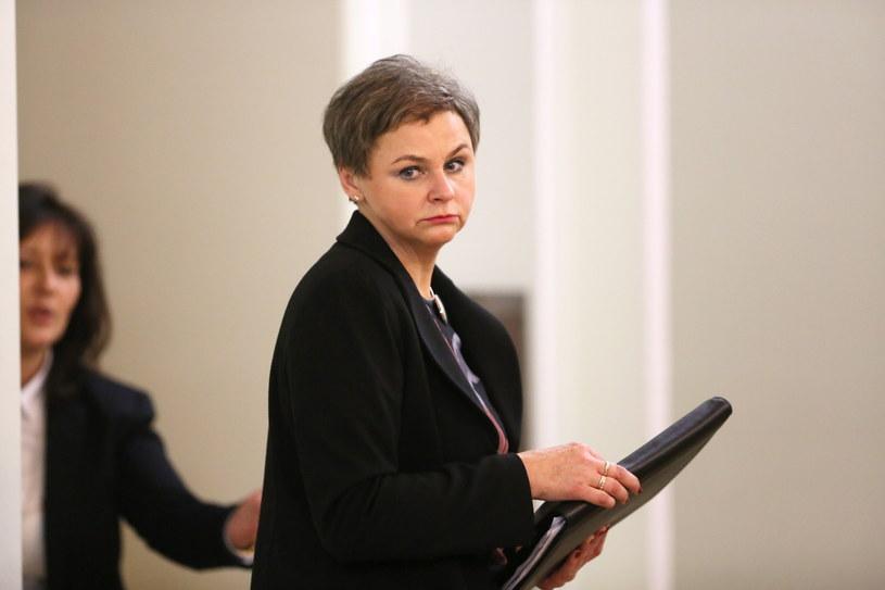 Prokurator Marzanna Majstrowicz /Leszek Szymański /PAP