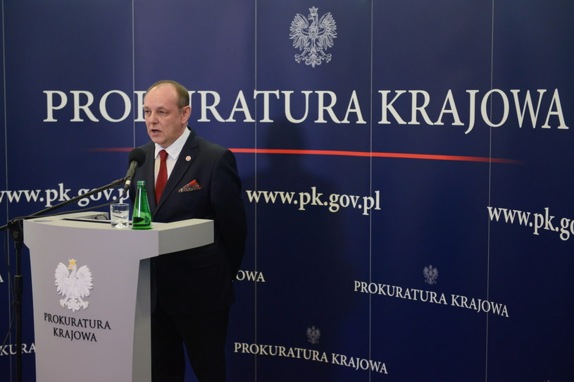 Prokurator Pasionek /Jakub Kamiński   /PAP