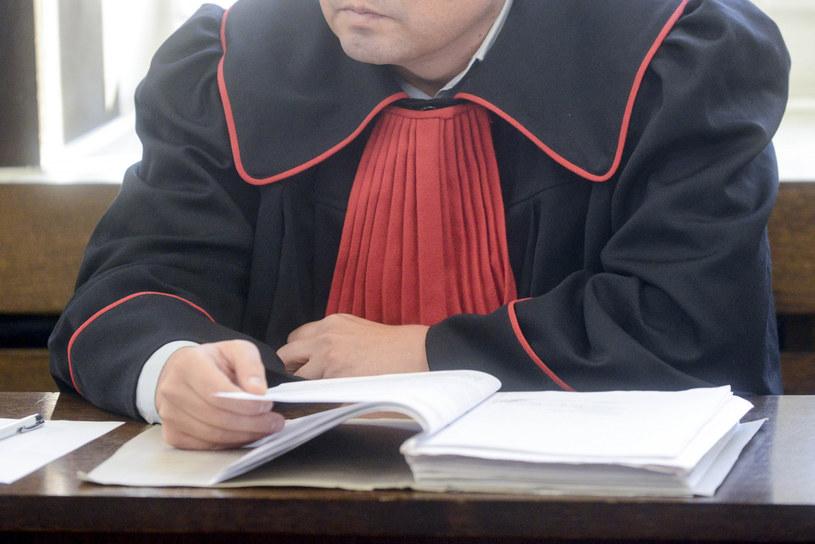 Prokurator, zdj. ilustracyjne /Piotr Kamionka /Reporter