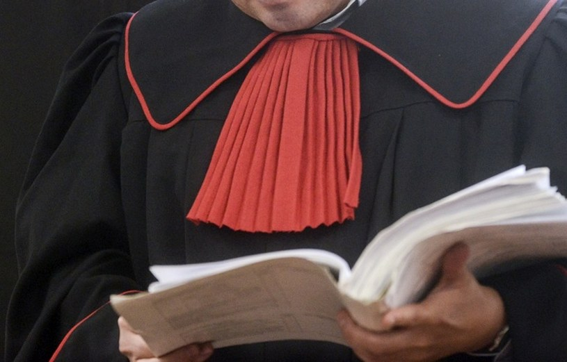 Prokurator, zdjęcie ilustracyjne /Piotr Kamionka /Reporter