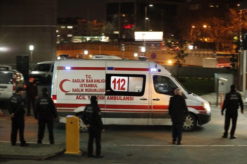 Prokurator zmarł po przewiezieniu do szpitala /PAP/EPA