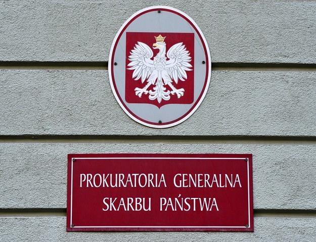 Prokuratoria Generalna Skarbu Panstwa pozwała Bogusława C. o 50 mln zł. Fot. Włodzimierz Wasyluk /Reporter