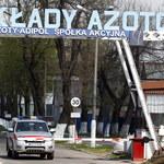 Prokuratura bada niebezpieczny wyciek kwasu azotowego w Chorzowie