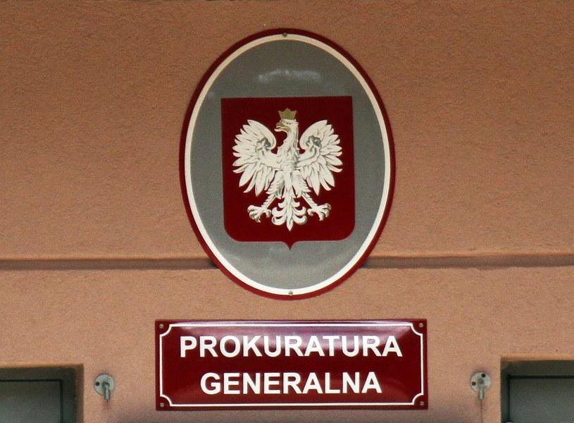 Prokuratura Generalna, zdj. ilustracyne /Grazyna Myslinska/Forum /Agencja FORUM