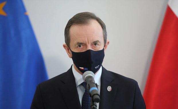Prokuratura musi poprawić wniosek o uchylenie immunitetu Tomaszowi Grodzkiemu