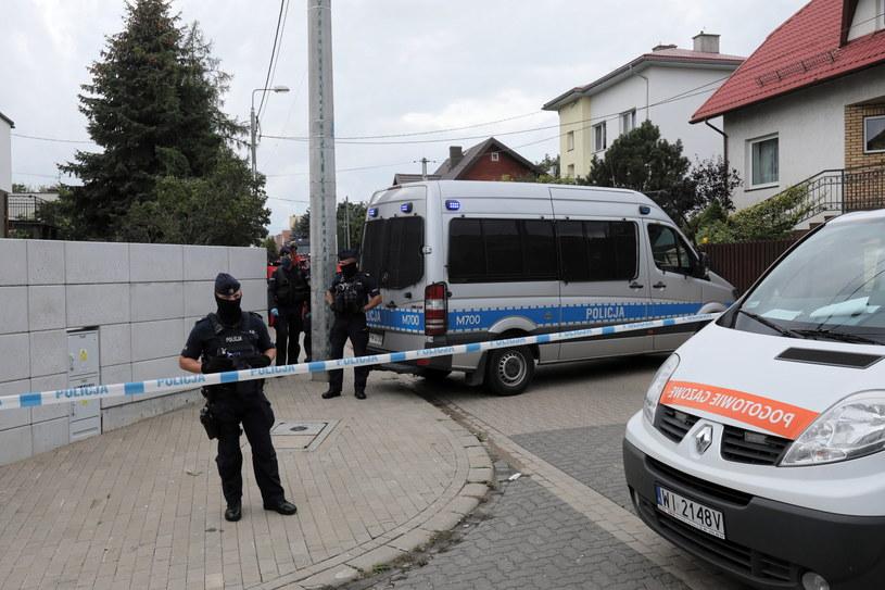 Prokuratura okręgowa przejmuje śledztwo ws. okoliczności śmierci czteroosobowej rodziny w Białymstoku / Artur Reszko    /PAP