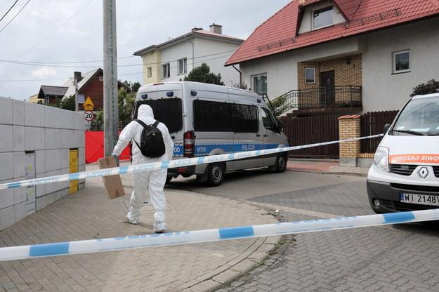 Prokuratura okręgowa przejmuje śledztwo ws. okoliczności śmierci 4-osobowej rodziny w Białymstoku / Artur Reszko    /PAP