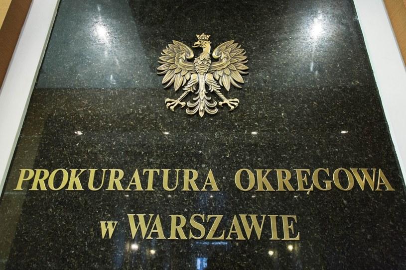 Prokuratura Okręgowa w Warszawie /Andrzej Hulimka  /Reporter