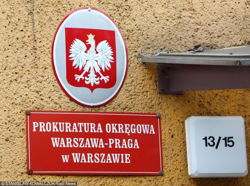Prokuratura Okręgowa Warszawa-Praga /STANISLAW KOWALCZUK /East News