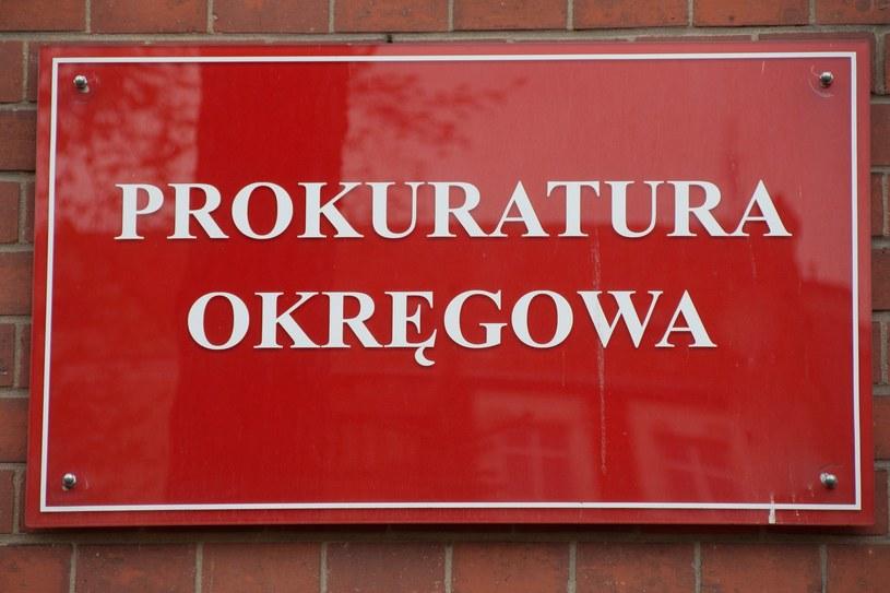 Prokuratura okręgowa; zdj. ilustracyjne /LUKASZ GRUDNIEWSKI /East News