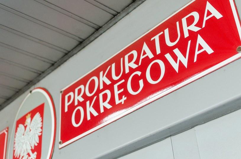 Prokuratura Okręgowa /Dominik Zachariasz /Reporter