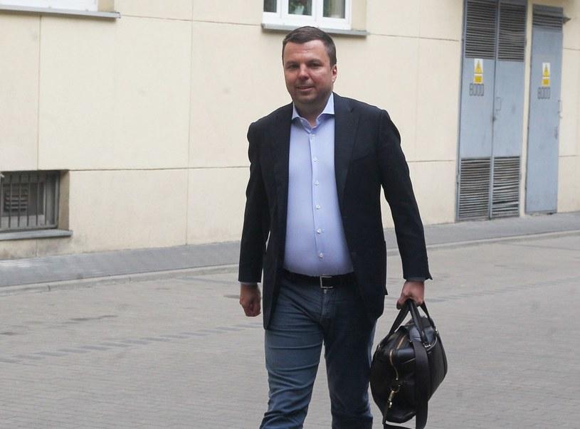 Prokuratura przesłuchała prawników Marka Falenty (na zdjęciu) /Stanisław Kowalczuk /East News