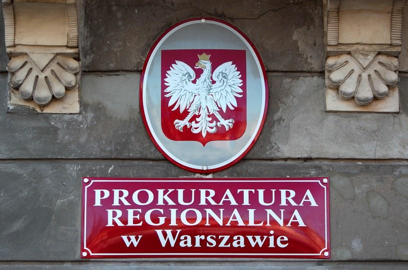 Prokuratura regionalna w Warszawie /Stanisław Kowalczuk /East News