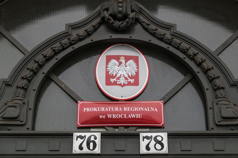 Prokuratura Regionalna we Wrocławiu /Krzysztof Kaniewski /Reporter
