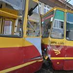 Prokuratura wyjaśnia okoliczności zderzenia dwóch tramwajów