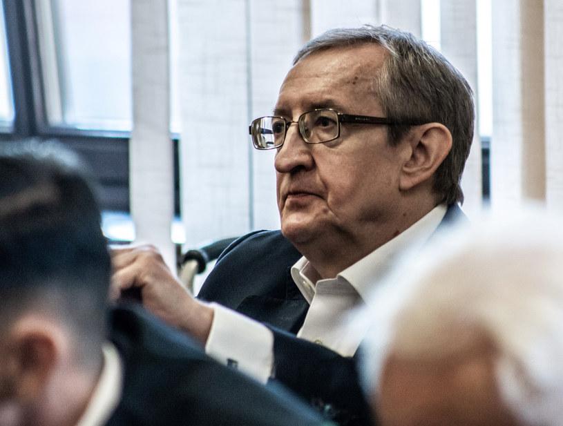 Prokuratura żąda wyższej kary więzienia dla b. senatora Józefa Piniora za korupcję /Magdalena Pasiewicz /East News