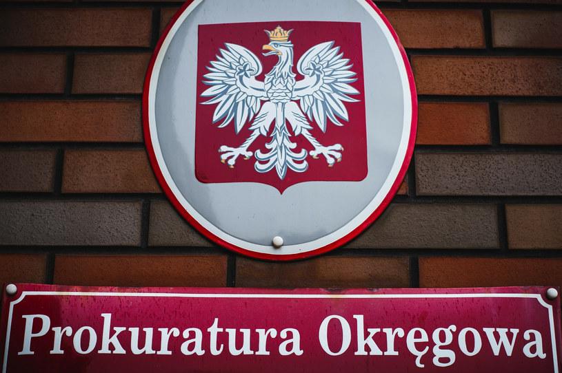 Prokuratura; zdj. ilustracyjne /Karol Makurat /Reporter