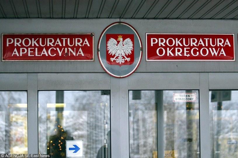 Prokuratura złożyła apelację /Paweł Gajek /East News