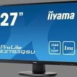 ProLite E2783QSU - 27-calowe monitor