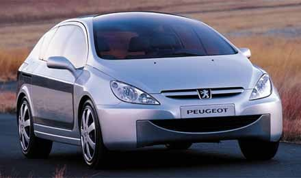 Prometeusz Peugeota /INTERIA.PL