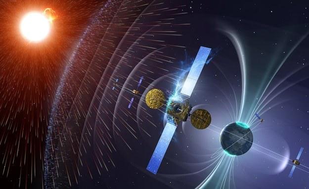 Promieniowanie kosmiczne może być groźne zarówno dla kosmonautów, jak i sprzętu naukowego /materiały prasowe