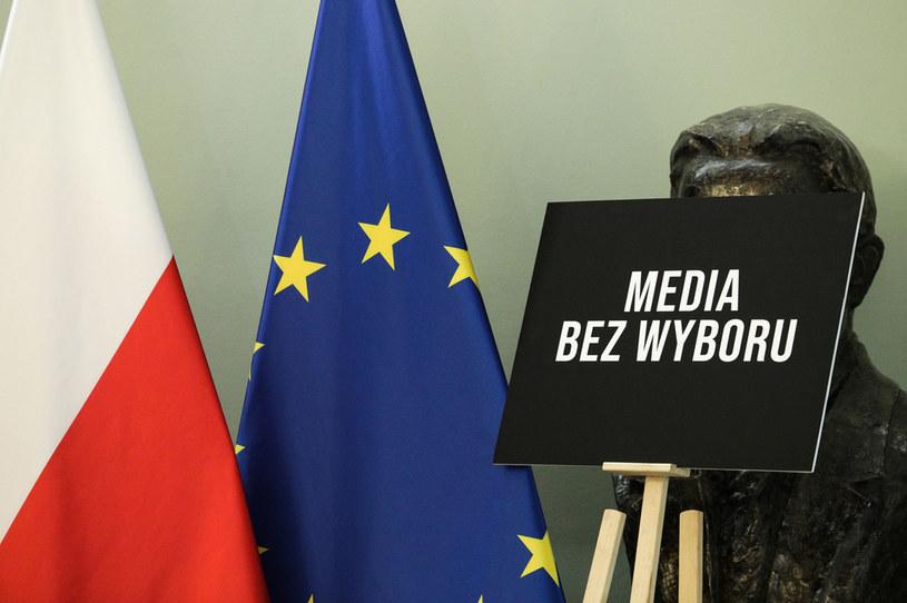 Proponowany przez rząd podatek od mediów miesza ze sobą różne podstawy opodatkowania, modele biznesowe i skalę prowadzonej działalności /Andrzej Hulimka  /Agencja FORUM