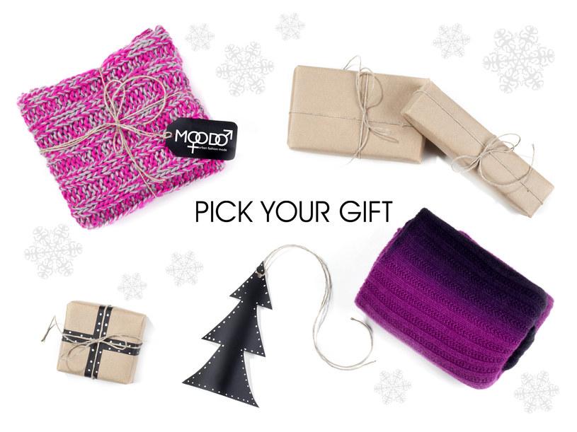 Propozycje prezentów od MOODO /materiały prasowe