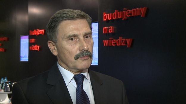 Prorektor UJ ds. Collegium Medicum prof. Piotr Laidler /Newseria Biznes