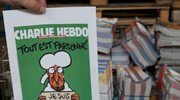 """Prorok Mahomet na okładce tygodnika """"Charlie Hebdo"""""""