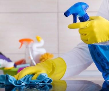 Proste triki, które ułatwią nam sprzątanie