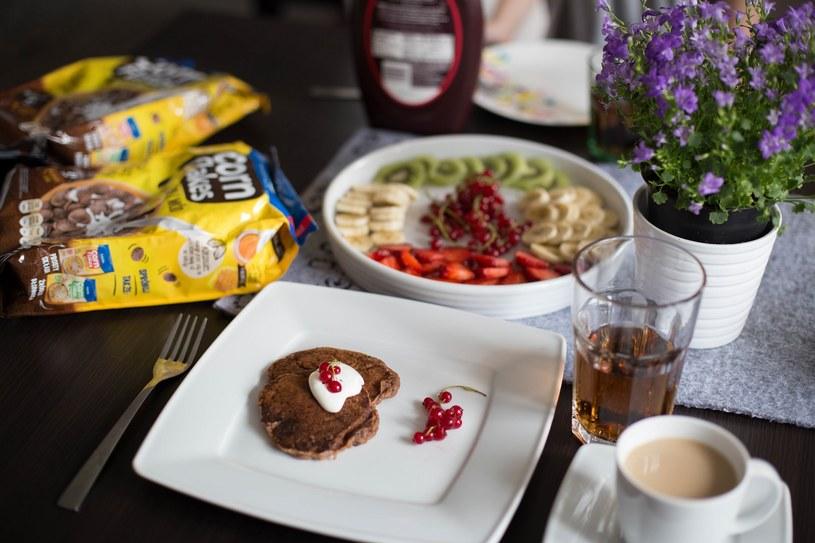 Prosty przepis na dobre śniadanie /materiały prasowe