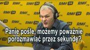 """Protasiewicz o """"Rzeczpospolitej kaczorskiej"""": Przecież Polską nie rządzi ani premier Szydło, ani prezydent Duda - to są tylko pacynki w teatrzyku Jarosława Kaczyńskiego"""