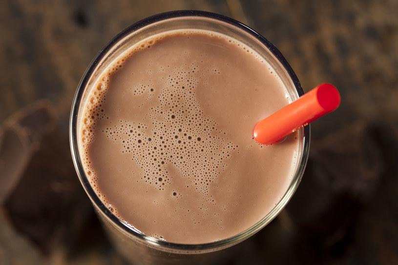 Proteinowy koktajl z kawą /123RF/PICSEL