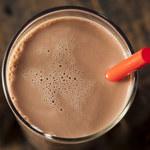 Proteinowy koktajl z kawą