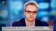 """Protest dziennikarza """"Gazety Wyborczej"""". Opuścił studio TVP Info"""