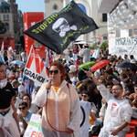 Protest ekologów w Wenecji. Zebrali pochwały od Micka Jaggera