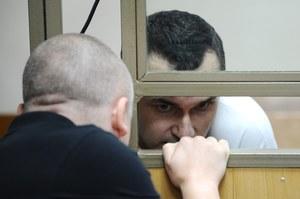 """Protest głodowy Ołeha Sencowa. """"Jest z nim katastrofalnie źle"""""""