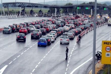 Protest motocyklistów /INTERIA.PL
