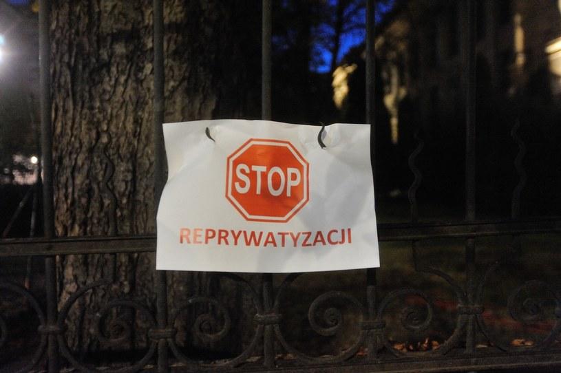 Protest na Noakowskiego (arch.) /Witold Rozbicki /Reporter