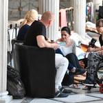 Protest niepełnosprawnych: Sala się znalazła, fizjoterapeuci mogą wejść do Sejmu