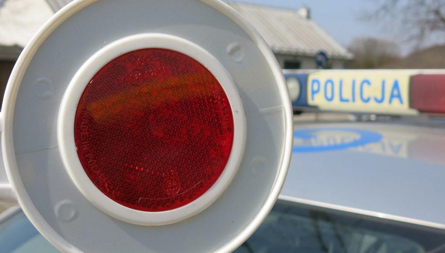Protest policji trwa od lipca /Jacek Skóra /RMF FM