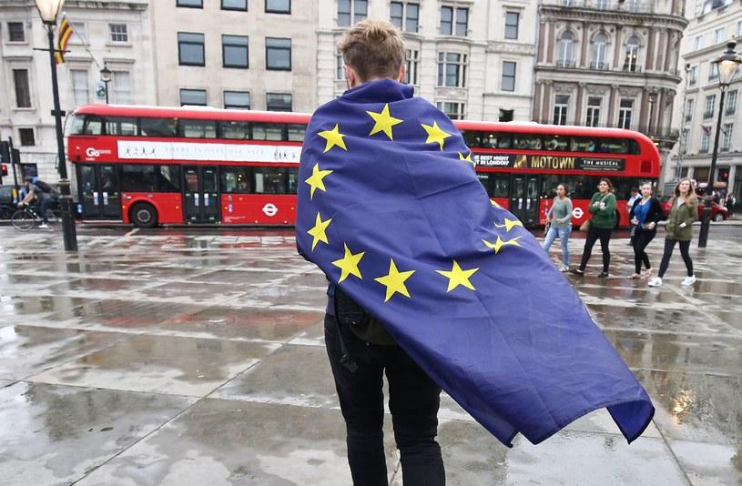 Protest przeciwników brexitu w Londynie (zdjęcie z 28 czerwca 2016 r.) /AFP