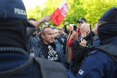 Protest przedsiębiorców w Warszawie