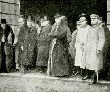 Protest Rady Regencyjnej