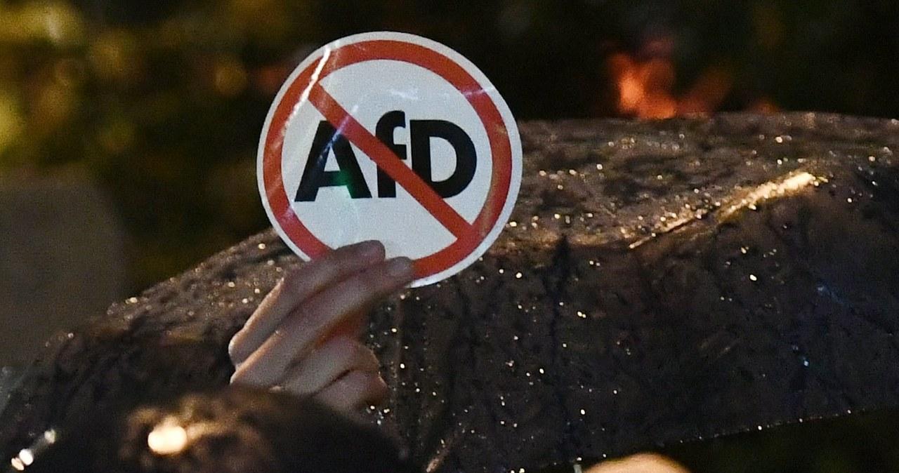 """Protest w Berlinie. Głośne """"nie"""" dla Alternatywy dla Niemiec"""
