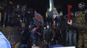 Protest w Kijowie brutalnie rozpędzony. Wśród rannych Polacy