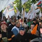 Protestem związkowców w KGHM zajmie się prokuratura